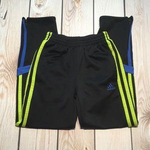 Adidas boy's climalite athletic pants